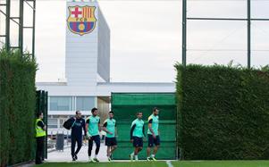 Barça powiększa Ciutat Esportiva
