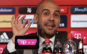 Guardiola: Byłem w Barcelonie, ale w sprawach prywatnych