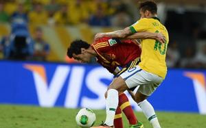 Arbeloa ponownie może przeżyć koszmar z Neymarem