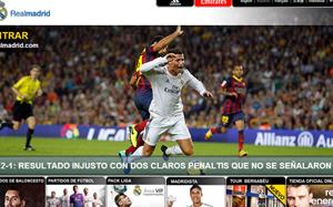 Oficjalna strona Realu Madryt kwestionuje pracę Undiano Mallenco
