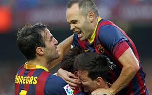 Iniesta: Neymar i Alexis pomogą nam w zdobywaniu tytułów