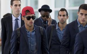 Barça jest już w Vigo