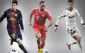 Messi, Iniesta, Xavi i Neymar nominowani do zdobycia Złotej Piłki