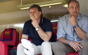 Martino spotka się z resztą zarządu Barçy, aby omówić przyszłe transfery