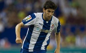 Javi Lopez nie zagra w derbach Barcelony