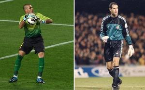 Valdés pobił rekord Zubizarrety