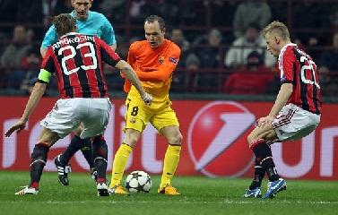 Zapowiedź meczu: AC Milan – FC Barcelona