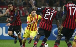 Barça liderem w grupie H
