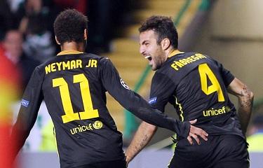 Dobrze odrobione lekcje: Celtic – FC Barcelona (0:1)