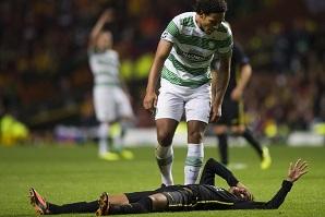 Celtic nie był w stanie zatrzymać Neymara