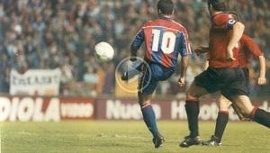 20 lat od gola Romário w Pampelunie