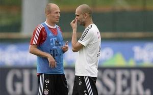 Robben: Porównują nas do Barçy, ale to jest Bayern