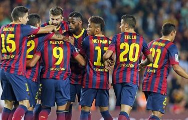 FC Barcelona – Valladolid: Spektakularna reakcja (4:1)