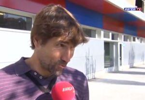 Julio Salinas: Barça jest w gazie