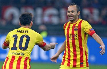 Jeden punkt dla lidera: AC Milan – FC Barcelona (1-1)