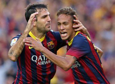 Neymar i Alexis decydują o wyniku: FC Barcelona – Real Madryt (2:1)