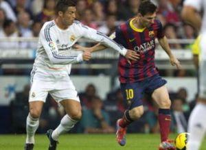 Messi śmieje się z protestów Cristiano Ronaldo