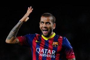 Barça zastanowi się nad odnowieniem kontraktu Alvesa