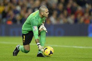 Valdés – 10 spotkań bez straty gola