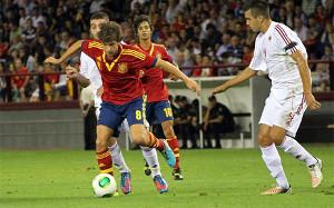 Sergi Roberto i Sergi Gómez powołani do reprezentacji