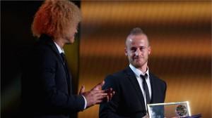 Bramka Neymara nominowana do Nagrody Puskása