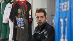 Jordi Alba: Teraz czuję się lepiej