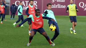 Neymar i Alexis wracają do treningów