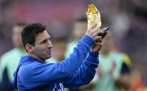 Messi najdroższym zawodnikiem Mundialu w Brazylii