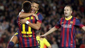Statystyki z meczu FC Barcelona – RCD Espanyol