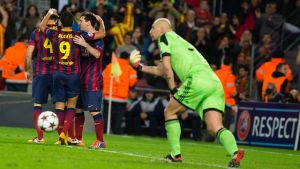 Szybkie awanse FC Barcelony