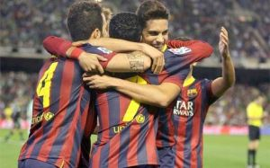 Barça ucieka Atlético