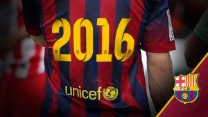 FC Barcelona przedłuża umowę z Unicefem