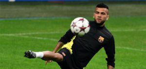 Alves: Ronaldo delikatnie na prowadzeniu