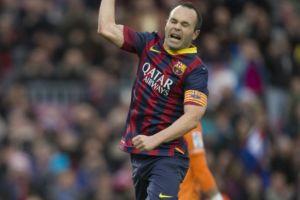 Iniesta – dwunasty strzelec w drużynie