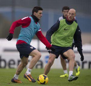 Aduriz nie zagra z Barceloną