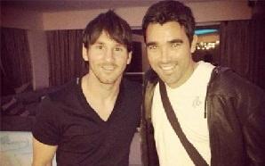Deco: Messi jest numerem jeden