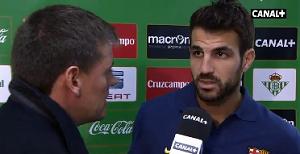 Cesc: Nie jestem ulubieńcem Martino
