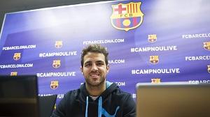 Cesc: Zawsze byłem fanem Barcelony