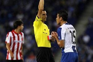 Znamy arbitra na mecz z Bilbao