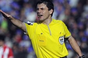 Milorad Mazic sędzią w meczu FC Barcelona – Milan