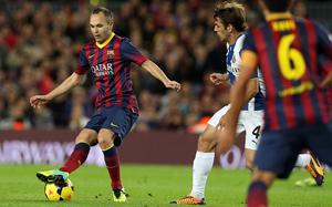 Iniesta: Nie sądzę, że zagraliśmy źle