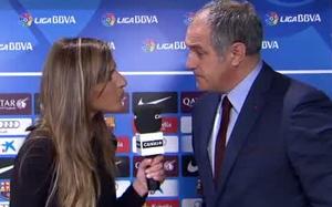 """Zubizarreta: Alexis to znakomity zawodnik, dlatego gra z """"9"""""""