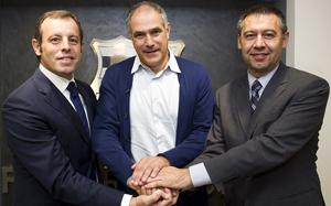 Oficjalnie: Zubizarreta przedłużył umowę do 2016 roku