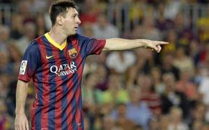 Al-Khelafi: Messi mnie nie interesuje