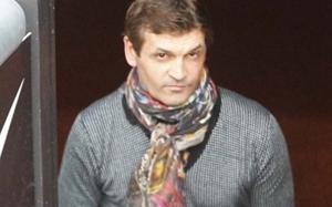 Tito regularnie pojawia się na Camp Nou