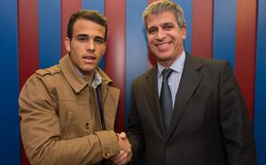 Sandro Ramírez przedłużył kontrakt do 2017 roku
