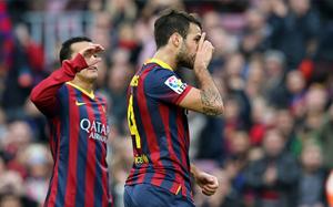 2500 goli w rozgrywkach ligowych na Camp Nou