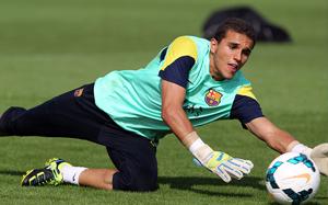 Jordi Masip złamał czwartą kość śródręcza w prawej dłoni