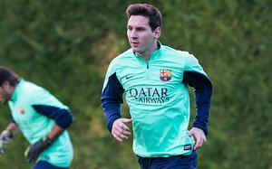 W piątek Messi poleci do Argentyny