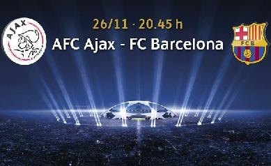 Zapowiedź meczu: Ajax Amsterdam – FC Barcelona